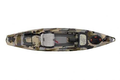 feelfree lure 13.5 fishing kayak review