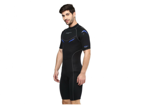 Just like the O Neill Reactor Wetsuit the Phantom Aquatics Voda also comes  in a shorty style for men and women alike. 54fa9cefd