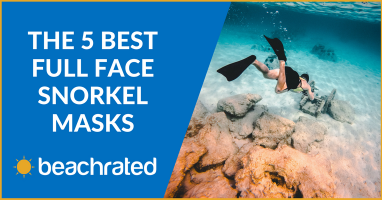The 5 BEST Full Face Snorkel Masks (Summer 2019) + Buyer's Guide