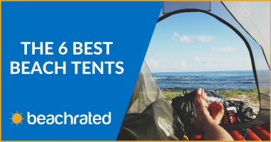 The 6 Best Beach Tents (Summer 2019) + Buyer's Guide