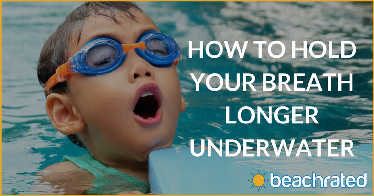 How To Hold Your Breath Longer Underwater