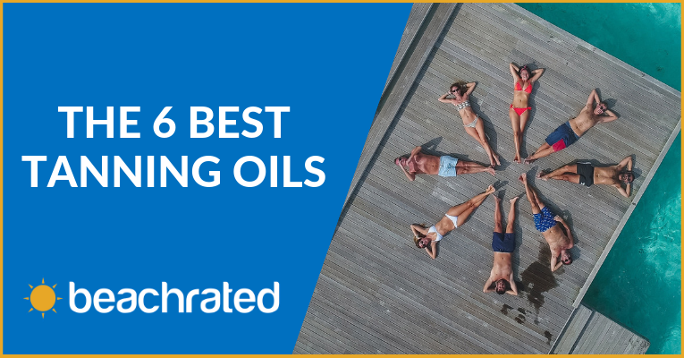 The 6 Best Tanning Oils Summer 2019 Beachrated