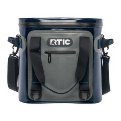 Blue & Dark Grey RTIC softpak 40