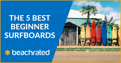 The 5 Best Beginner Surfboards (Summer 2019)