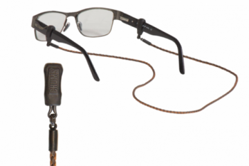 chums braided leather sunglass straps